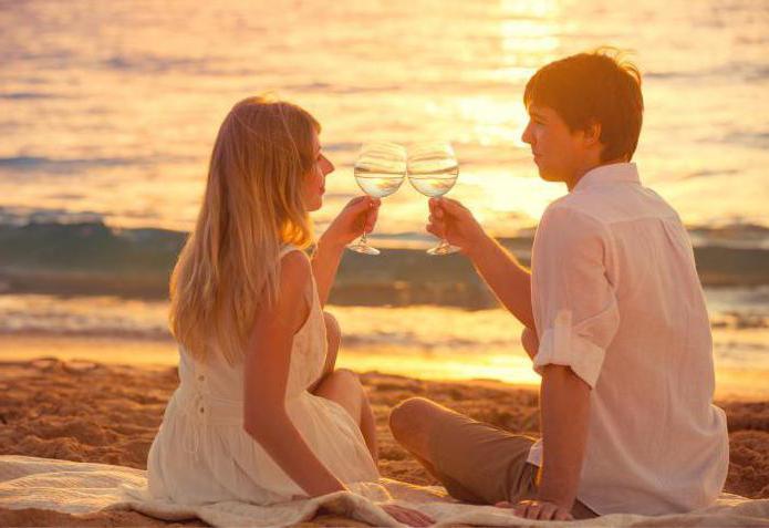 знакомство самое романтичное
