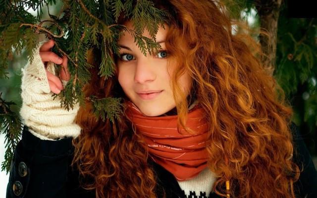 Рыжая зима