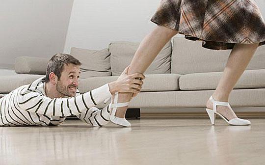 Как сделать чтобы парень не бегал за тобой